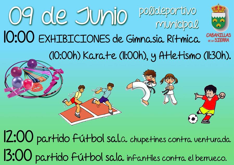 Deportes - Ayuntamiento de Cabanillas de la Sierra 75b96417a0c4